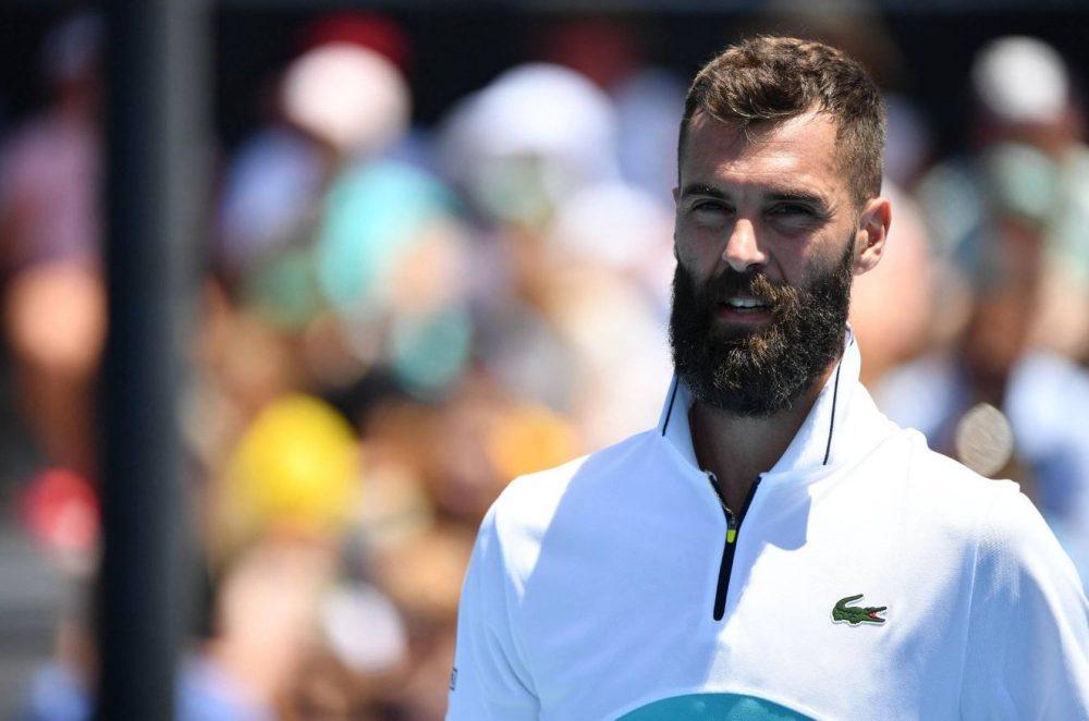 Benoit Paire est un tennisman reconnu pour son fort caractère