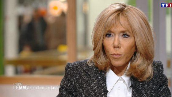 Brigitte Macron sur TF1