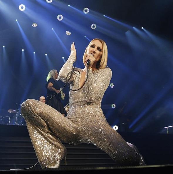 Céline Dion en concert