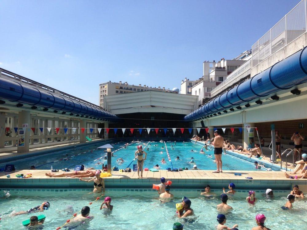 Certaines piscines vont de nouveau être accessibles