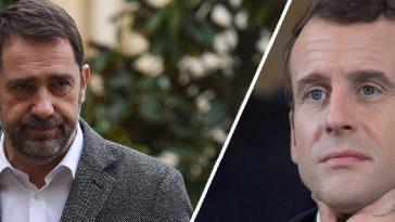 Christophe Castaner / Emmanuel Macron