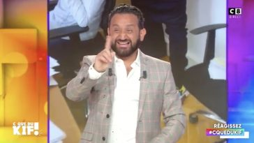 Cyril Hanouna recadre Kelly Vedovelli