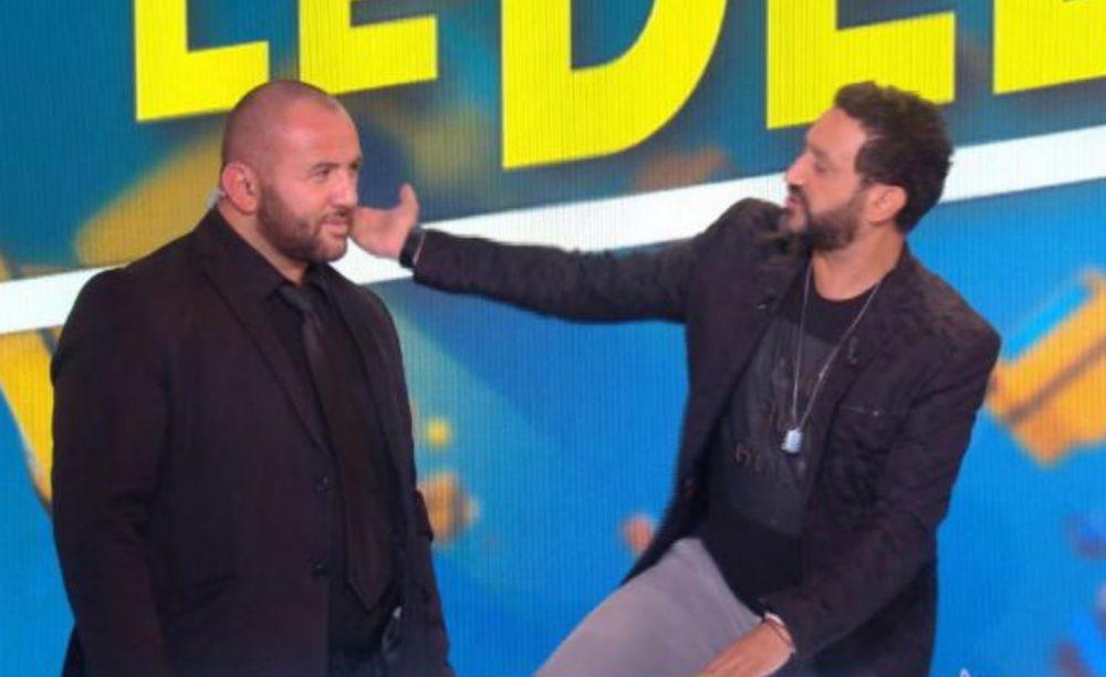 Cyril Hanouna et Mokhtar sont amis pour de vrai