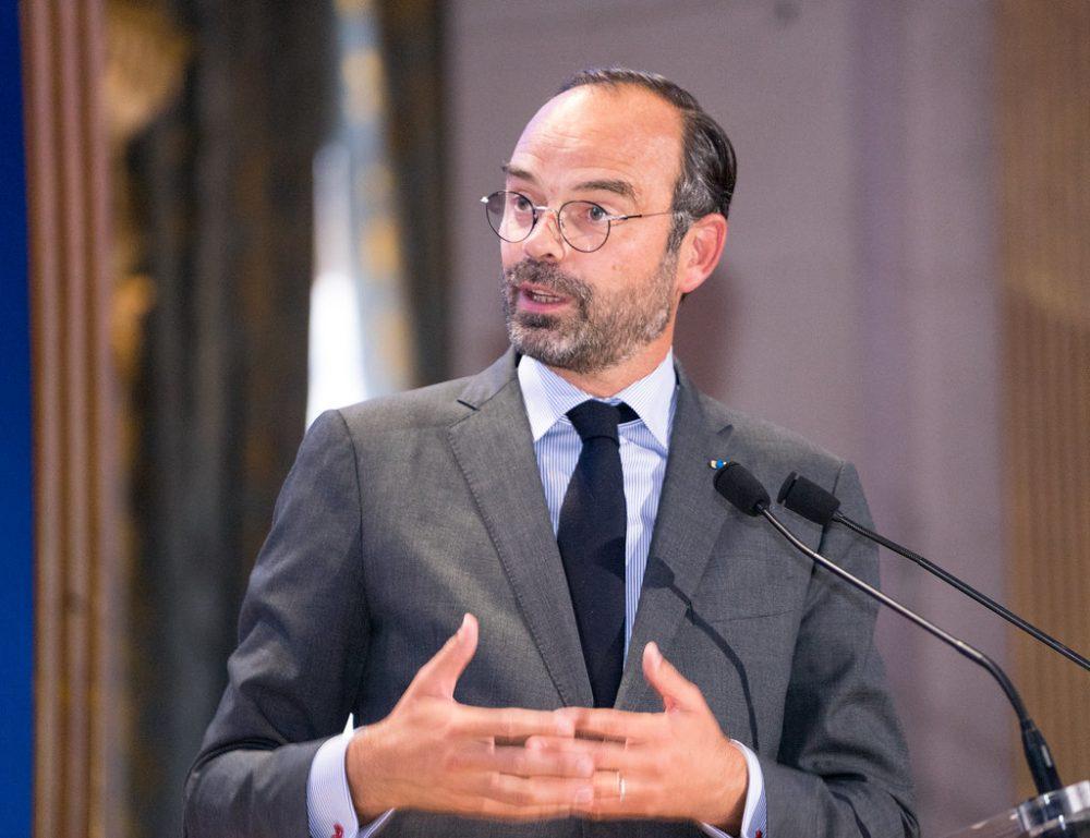 Edouard Philippe a annoncé de bonnes nouvelles le 28 mai