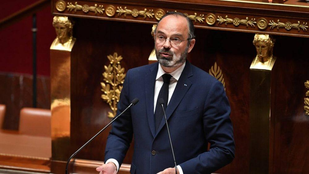 Edouard Philippe est mobilisé sur la question de l'état d'urgence sanitaire