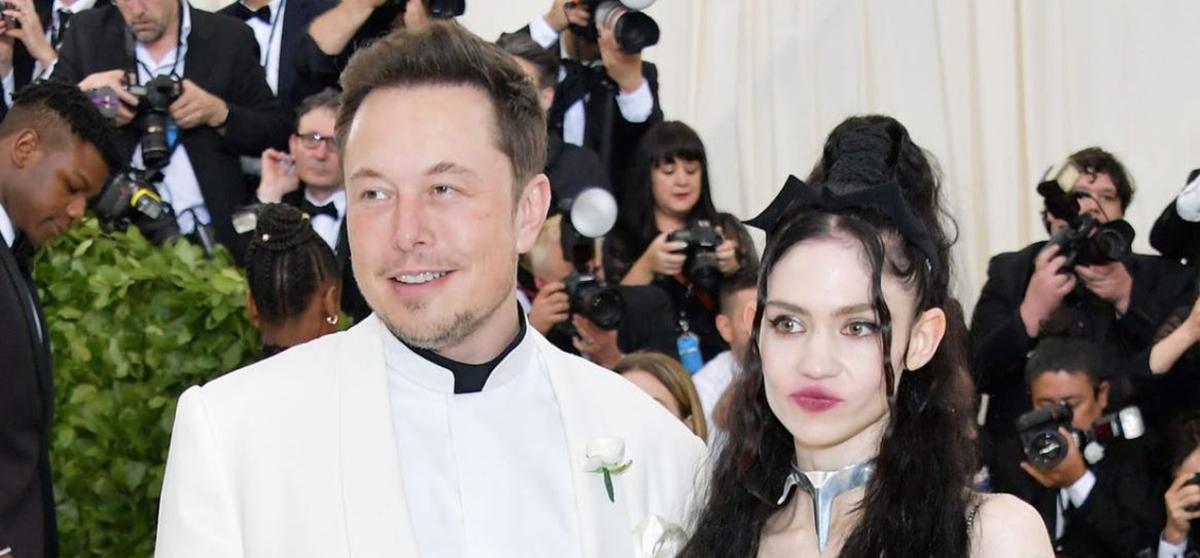 Elon Musk et Grimes nomme leur fils avec un prénom de robot
