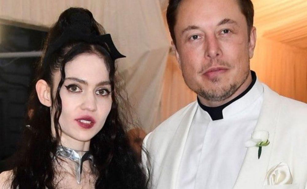 Elon Musk et Grimes sont fiers du prénom de leur fils