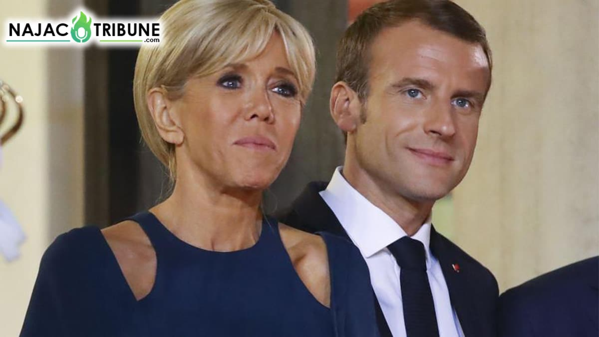 Emmanuel Macron: ce qu'il fait quand sa femme a le dos tourné