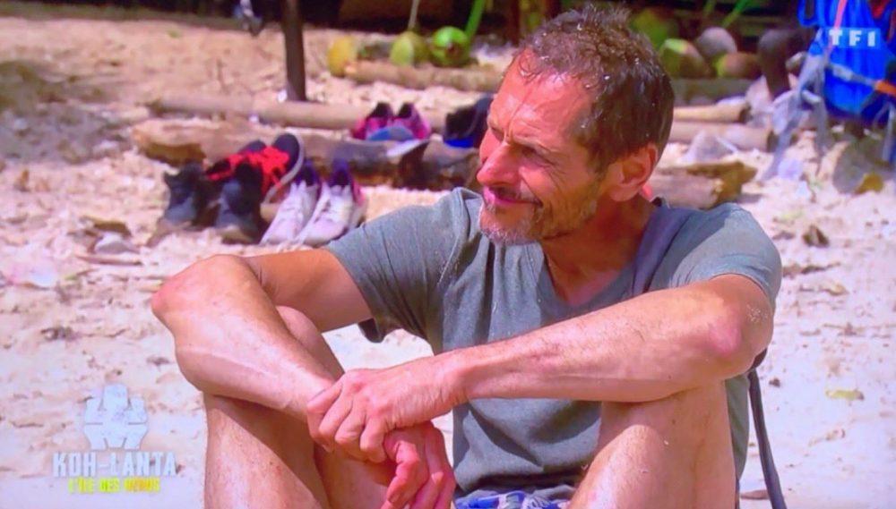 Eric a fait une superbe aventure sur Koh-Lanta