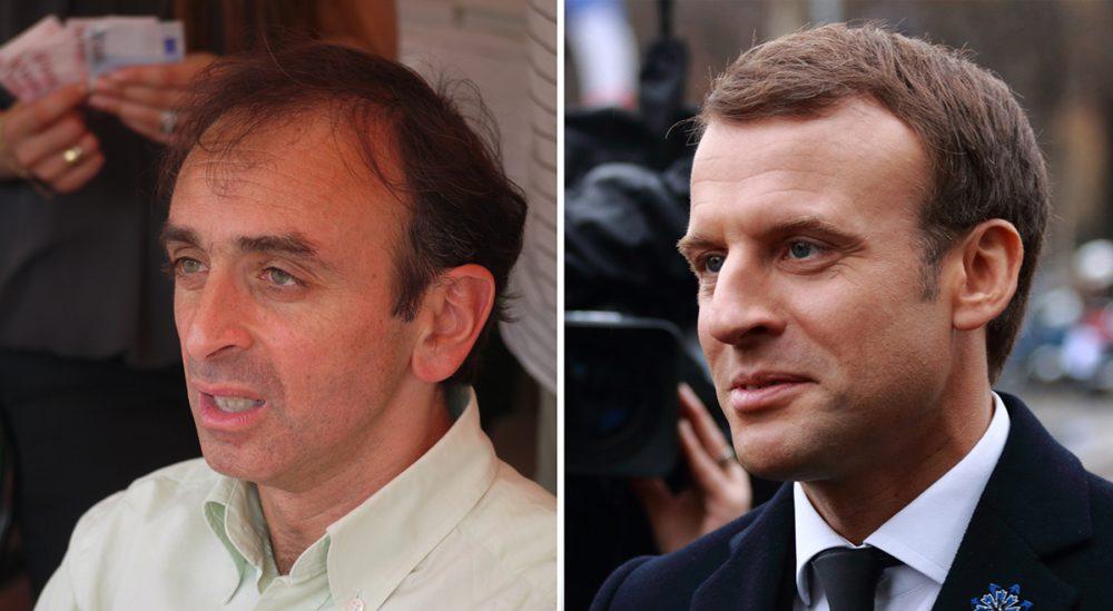 Eric Zemmour et Emmanuel Macron ont discuté au téléphone après l'agression du journaliste
