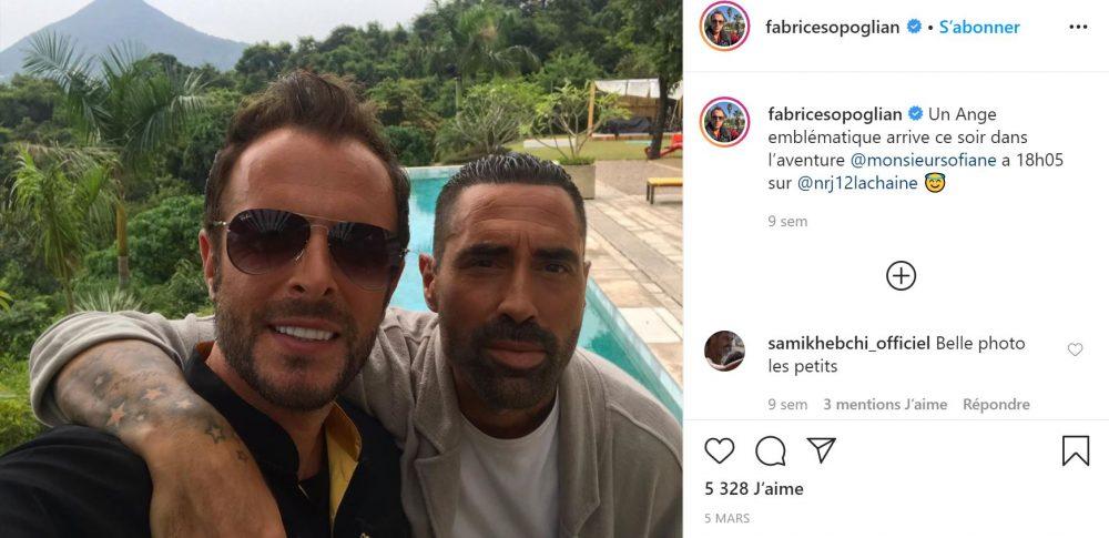 Fabrice Sopoglian a un faible pour Sofiane des Anges