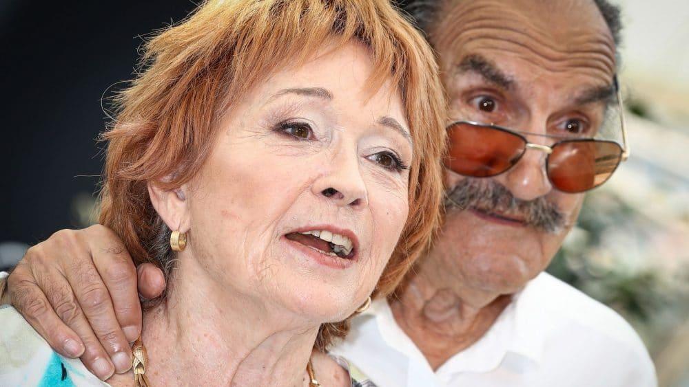 Gérard Hernandez (Raymond) soutient Marion Game