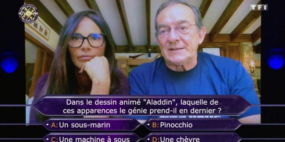 Jean-Pierre Pernaut et Nathalie Marquay remportent 50 000€