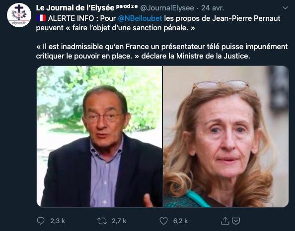 Jean-Pierre Pernaut, menacé par le gouvernement ?