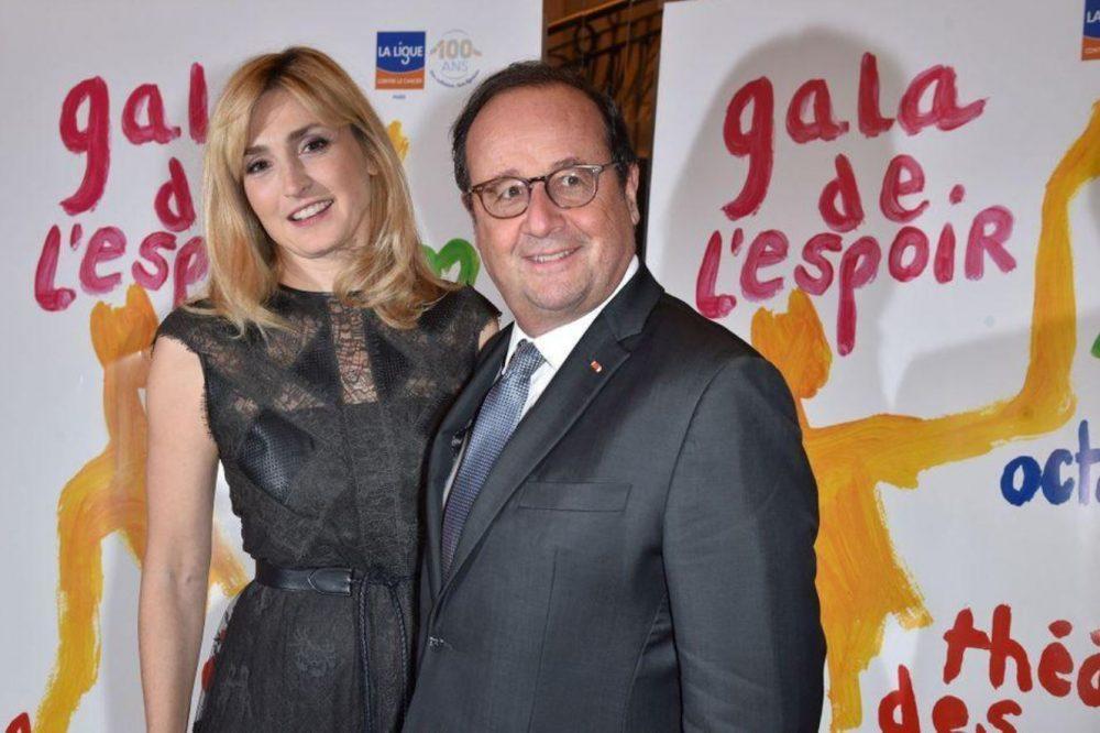Julie Gayet et François Hollande plus complices que jamais