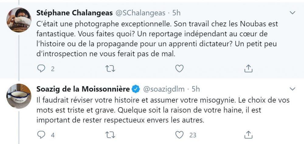 La photographe d'Emmanuel Macron se défend sur Twitter