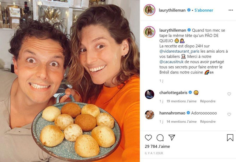 Laury Thilleman se moque du changement de look de Juan Arbelaez