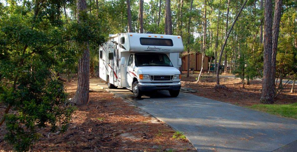 Les français peuvent louer un camping car