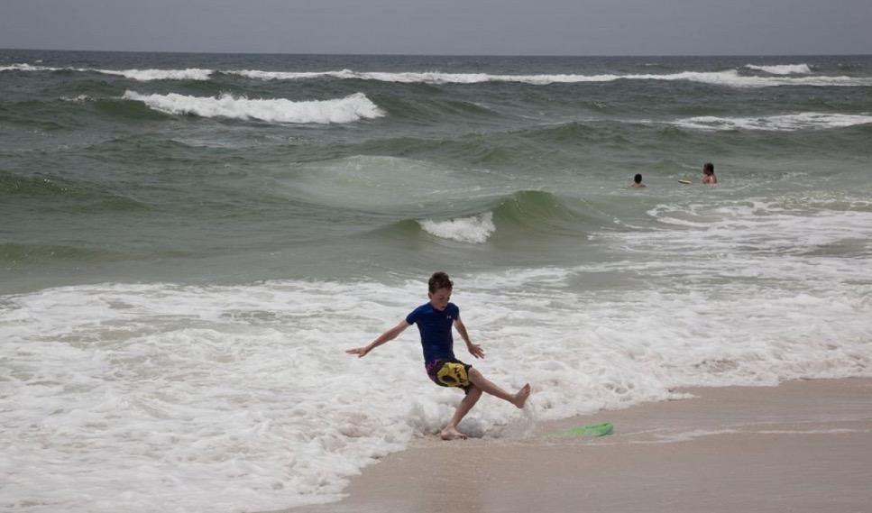 Les plages fermées cet été