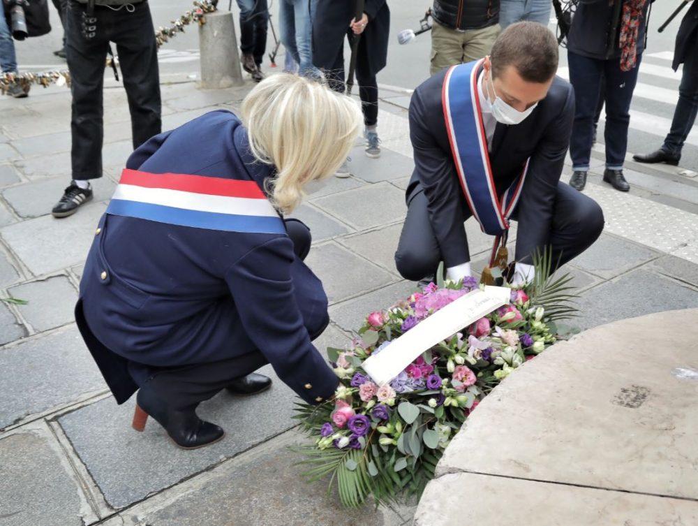 Marine Le Pen et Jordan Bardella se sont rassemblés pour le 1er Mai