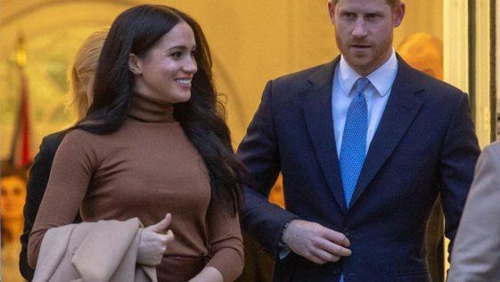Meghan Markle et le Prince Harry ont déménagé en Californie à bord d'un jet privé
