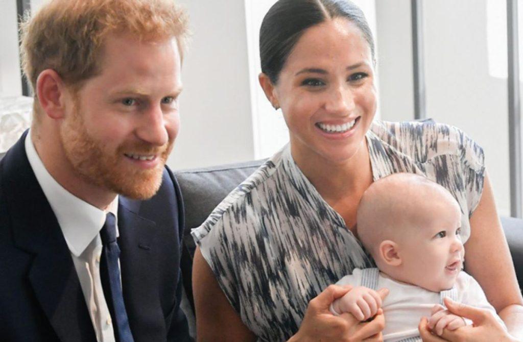 Meghan Markle et le Prince Harry fête l'anniversaire de Archie à Los Angeles