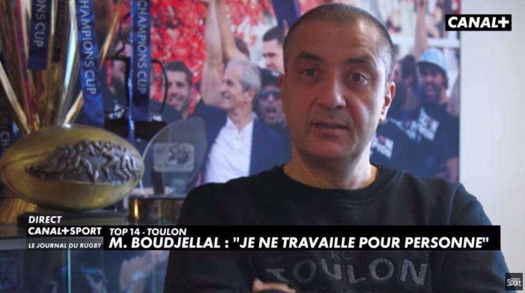 Mourad Boudjellal veut-il racheter l'OM ?
