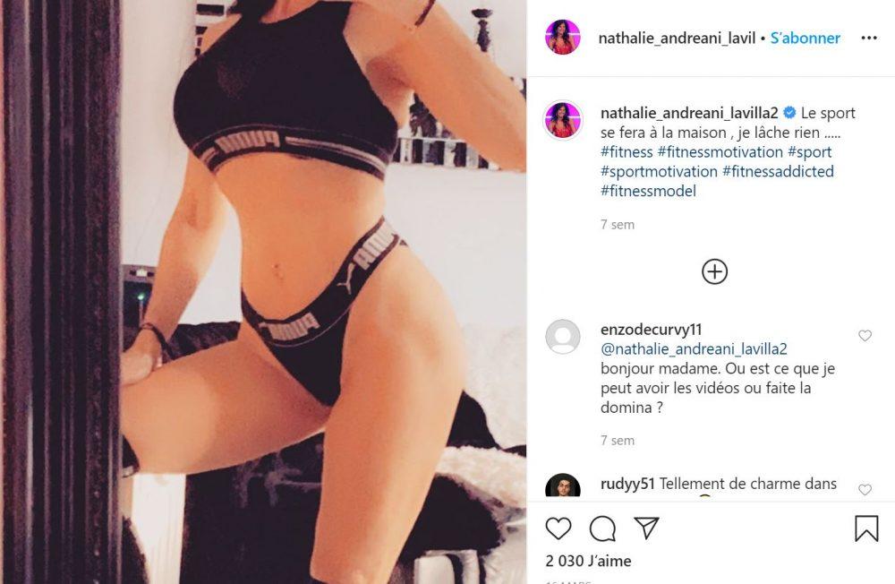 Nathalie Andreani se confie sur sa nouvelle vie