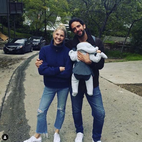 Nick Cordero et Amanda Kloots
