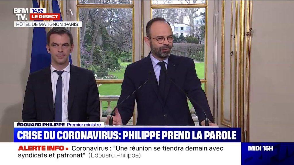 Edouard Philippe sur BFMTV