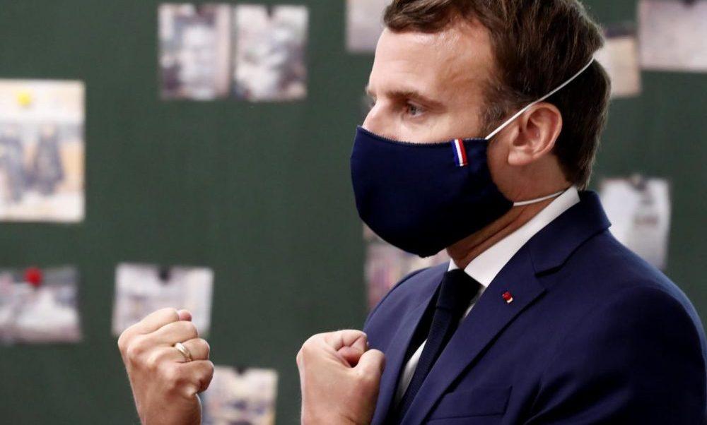 Pour Emmanuel Macron, le retour des enfants à l école est indispensable