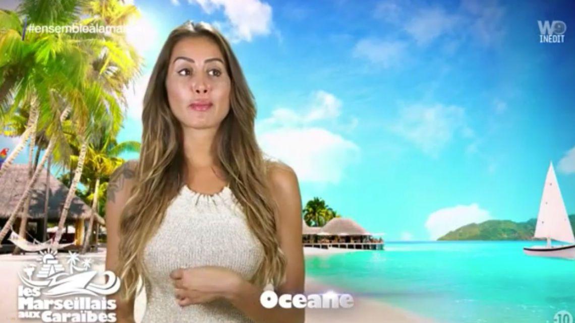 Océane Les Marseillais aux Caraïbes