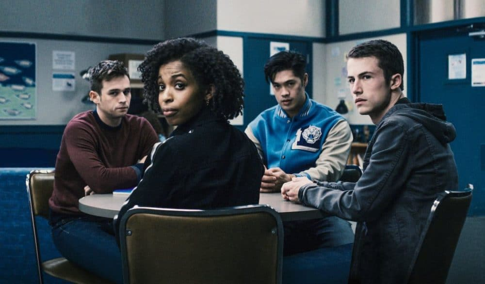 13 reasons why aborde le harcèlement scolaire