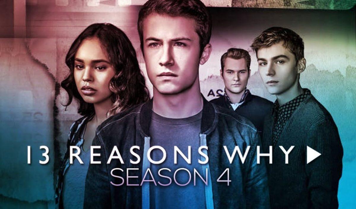 La saison 4 de 13 Reasons Why est disponible sur Netflix !