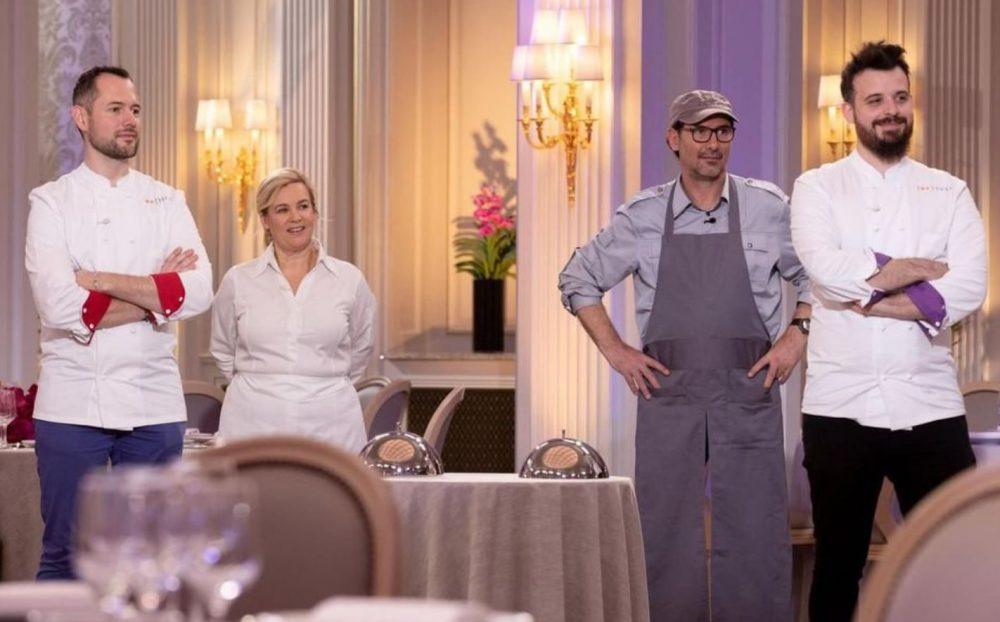 Adrien et David sont les finalistes de Top Chef