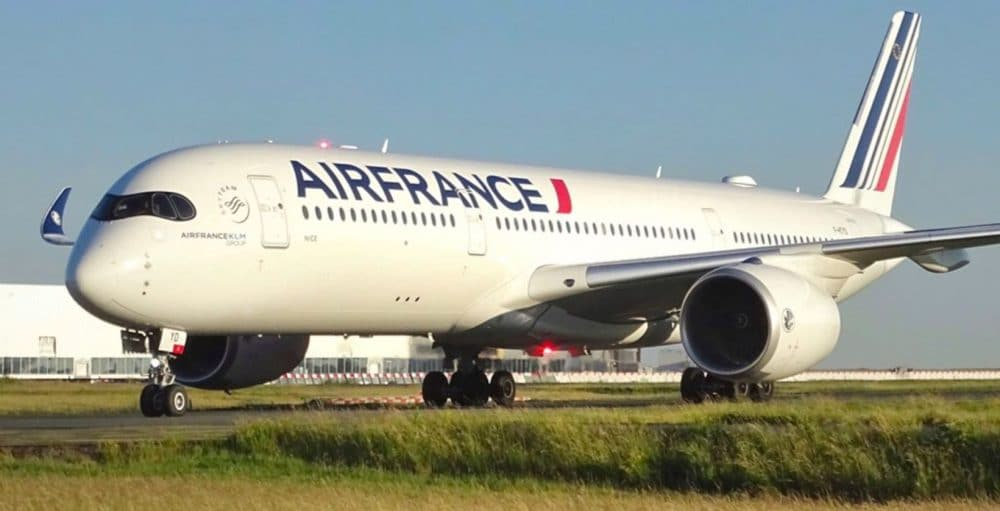 Air France reprend ses vols à l'étranger