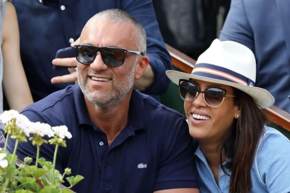 Amel Bent est mariée avec Patrick Antonelli