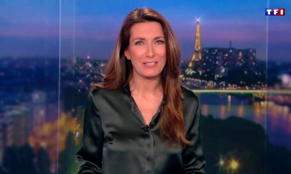Anne-Claire Coudray fait peur aux français