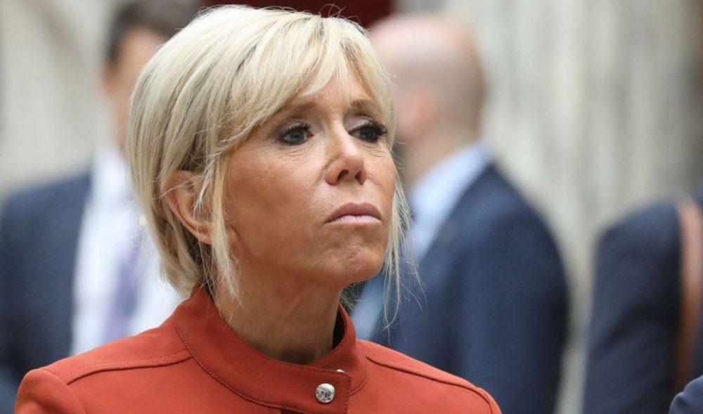 Brigitte Macron est souvent attaquée sur son physique