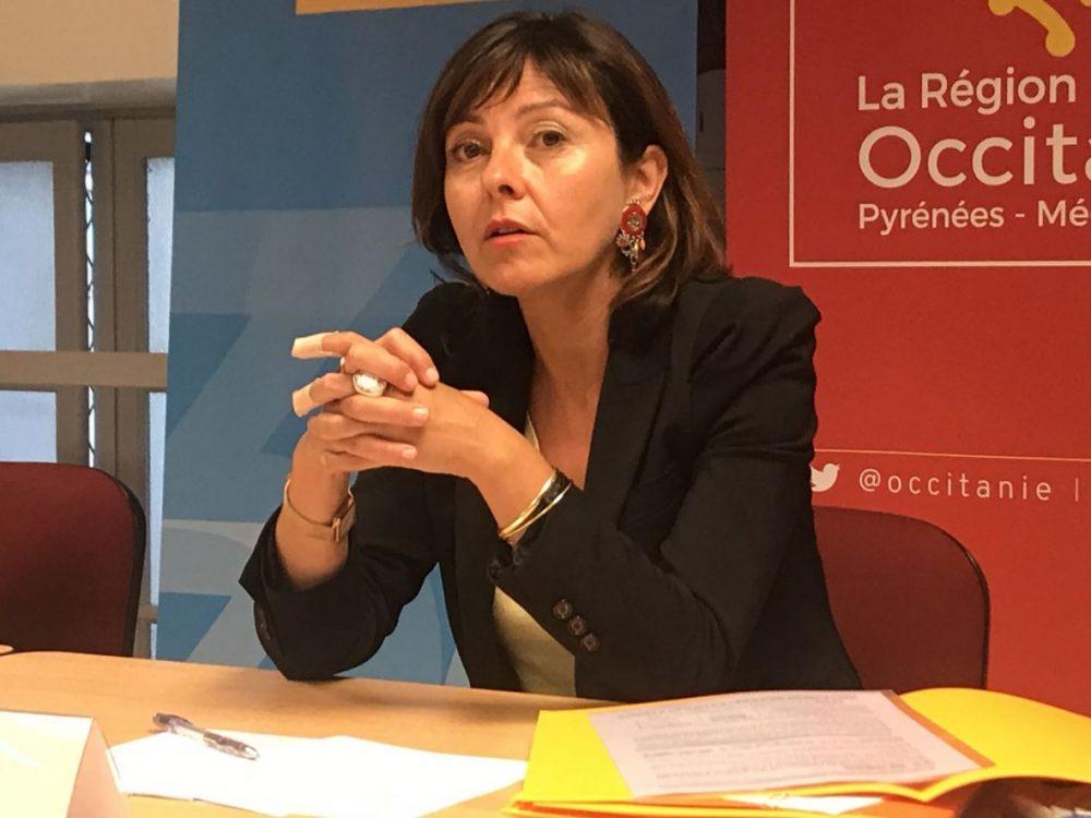 Carole Delga compte bien se battre pour la gratuité des autoroutes