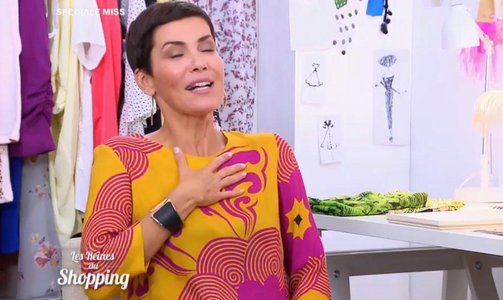 Cristina Cordulan, au bord de la syncope dans les Reines du shopping