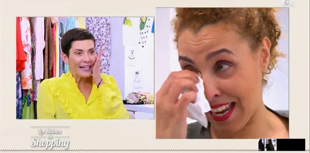 Cristina Cordula ne valide pas la mise en beauté de Karima