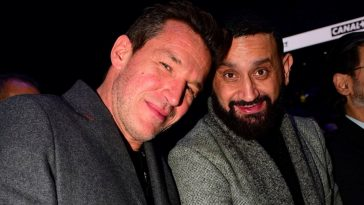 Cyril Hanouna et Benjamin Castaldi se disputent en direct du plateau