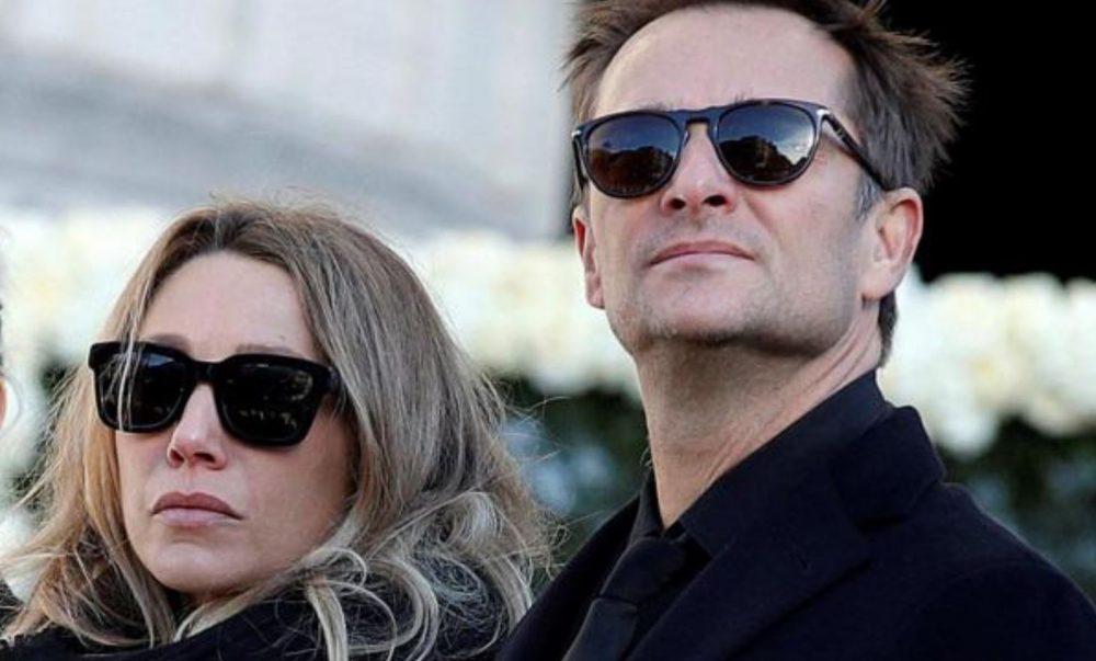 David Hallyday et Laura Smet se sont battus pour l'héritage de leur père