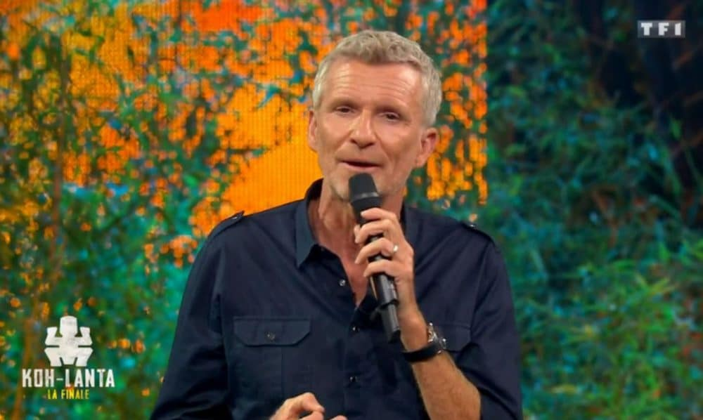 Denis Brogniart tease la nouvelle saison de Koh-Lanta !
