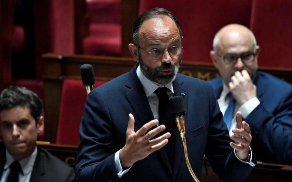 Edouard Philippe dérape et dit un gros mot en pleine Assemblée