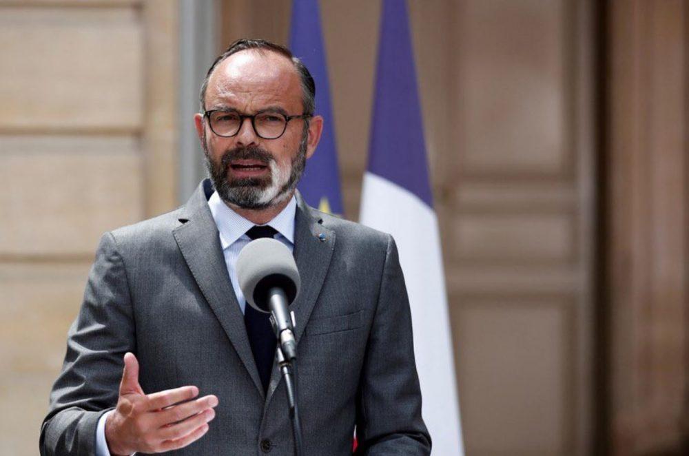 Edouard Philippe est candidat pour la mairie du Havre