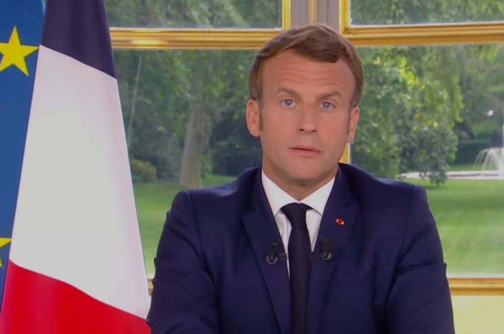 Emmanuel Macron annonce que toutes les écoles rouvrent