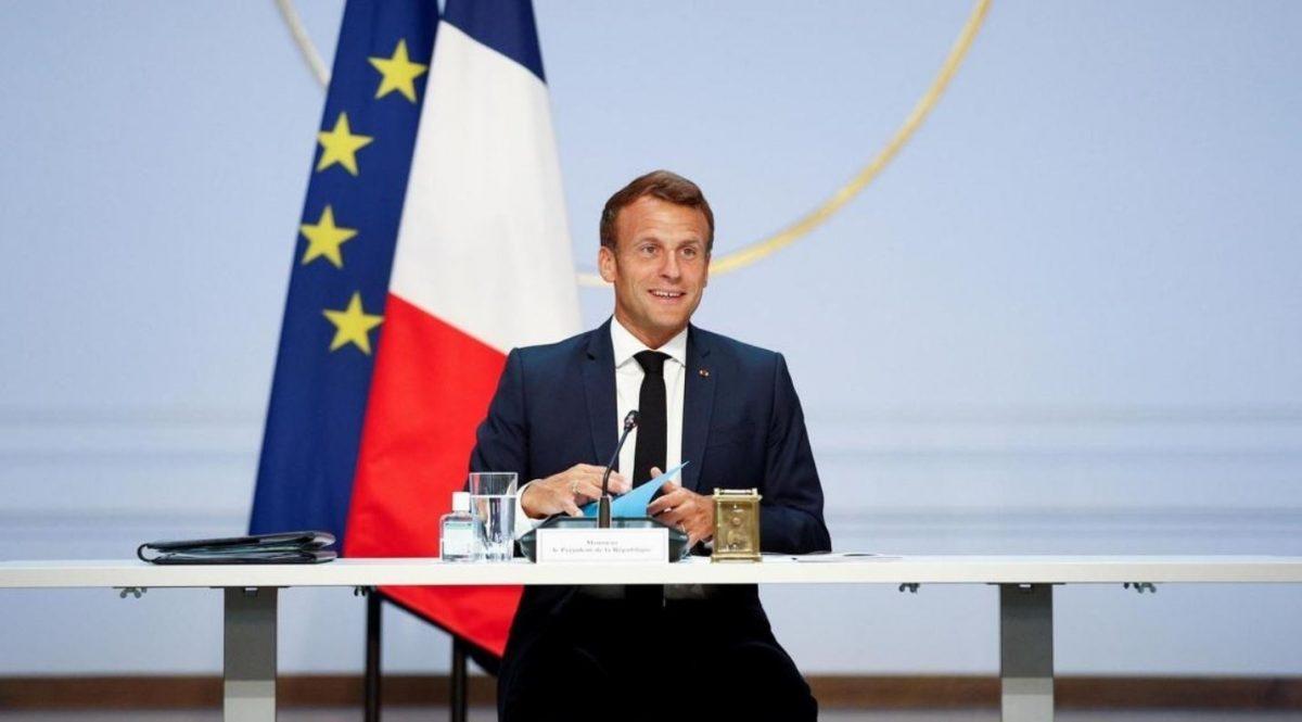 Emmanuel Macron prend la parole ce dimanche 14 juin à 20h