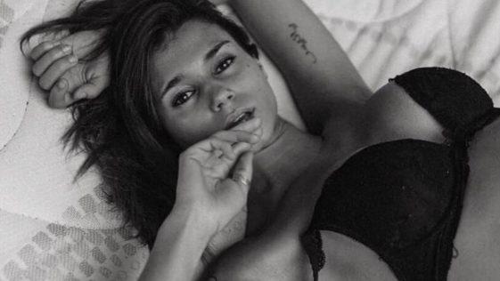 Inès Loucif dévoile son corps parfait sur Instagram